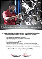 Ad Campaign Promoting Aftermarket Products